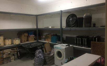 Secure Huge Storage Room For Rent!