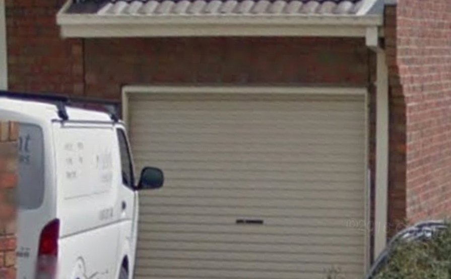 Single garage in meadowhights