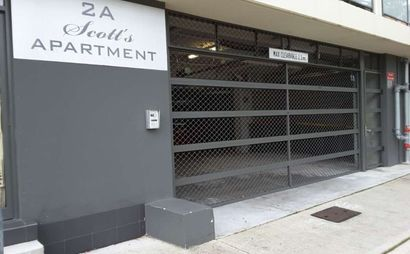 Single Security Parking Space for Rent