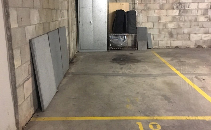 Potts Point - Secure car park (Available from 8-July 2017)