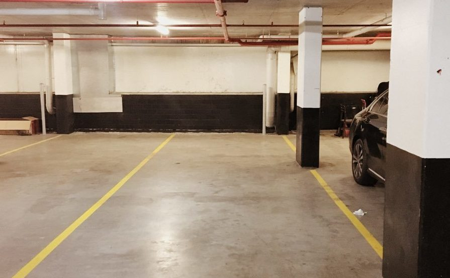 2 TANDEM PARKING SPOTS FOR RENT IN ULTIMO- (Available by December 15, 2017)