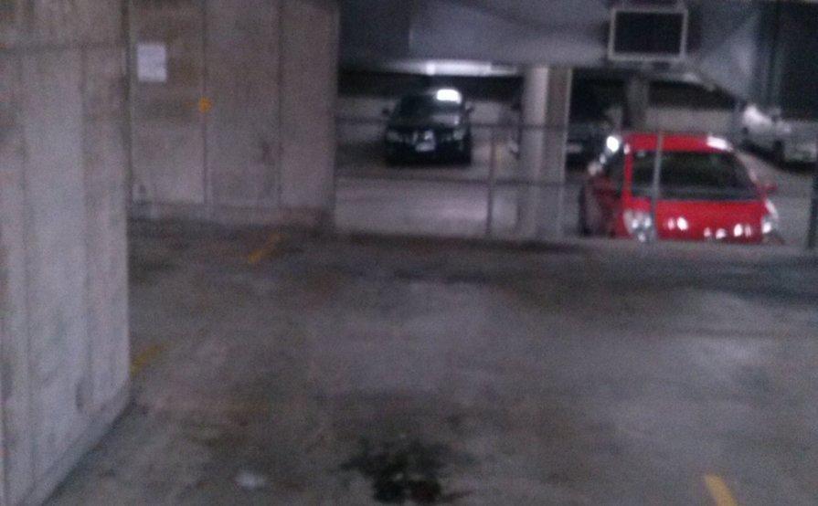 parramatta secured parking