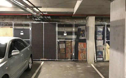 Zetland - Parking Space