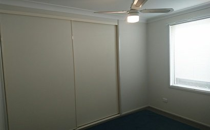 Spare bedroom in Kellyville NSW.