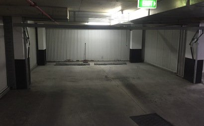 Double lockup garage in strathfield