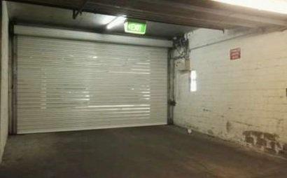 Full access Lockup Double Garage in Russell Street strathfield