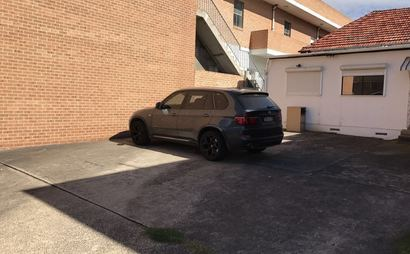 Burwood Car Parking Space for rent