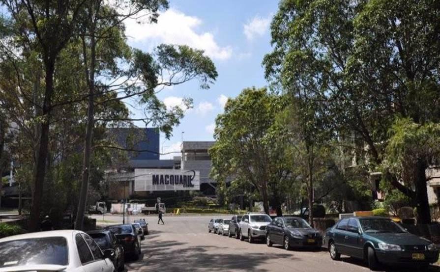 Macquarie Park - Garage