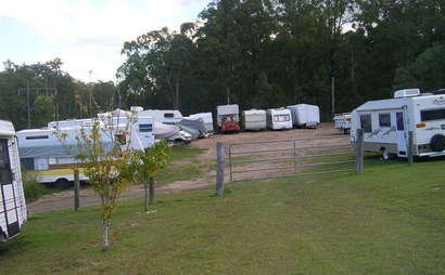 North Ipswich - Lock Up Yard Storage for Caravans, Boats, Cars