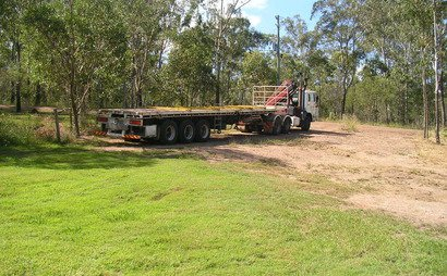 North Ipswich - Lock Up Yard Storage for Trucks, Semi Trailer