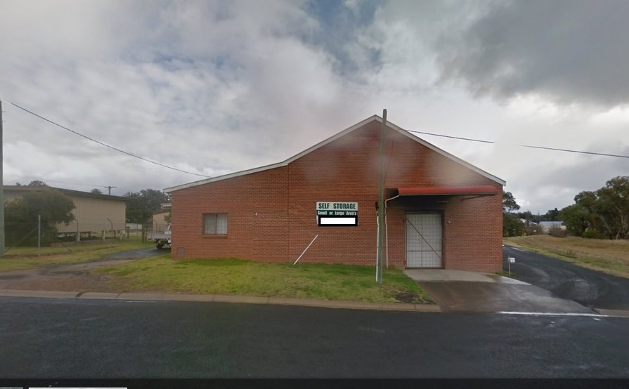 Coonabarabran - Large Storage Space Available
