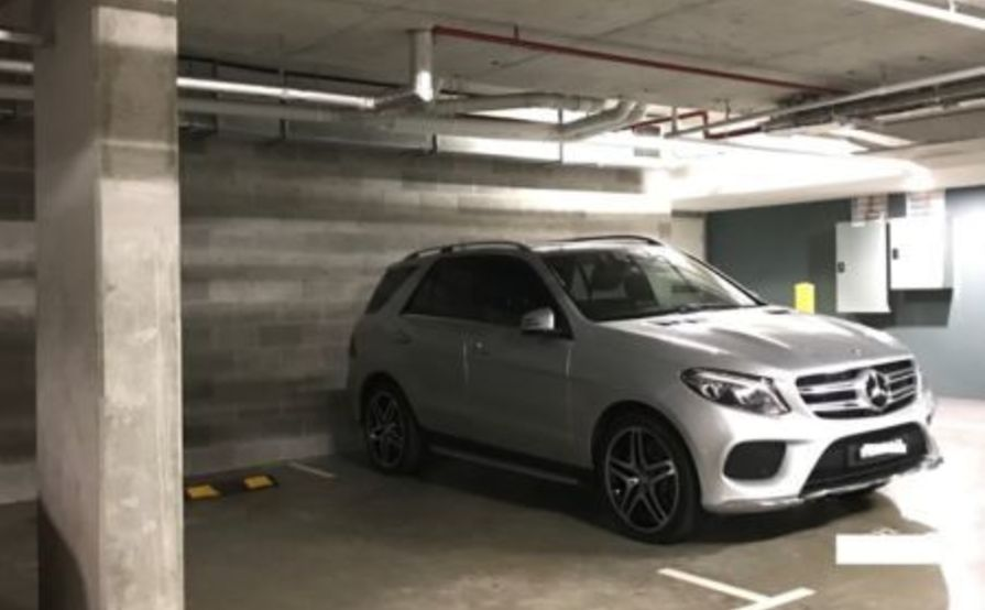 Forest Lodge - Secure Underground Carspace for Rent #2 (Available starting September 28)