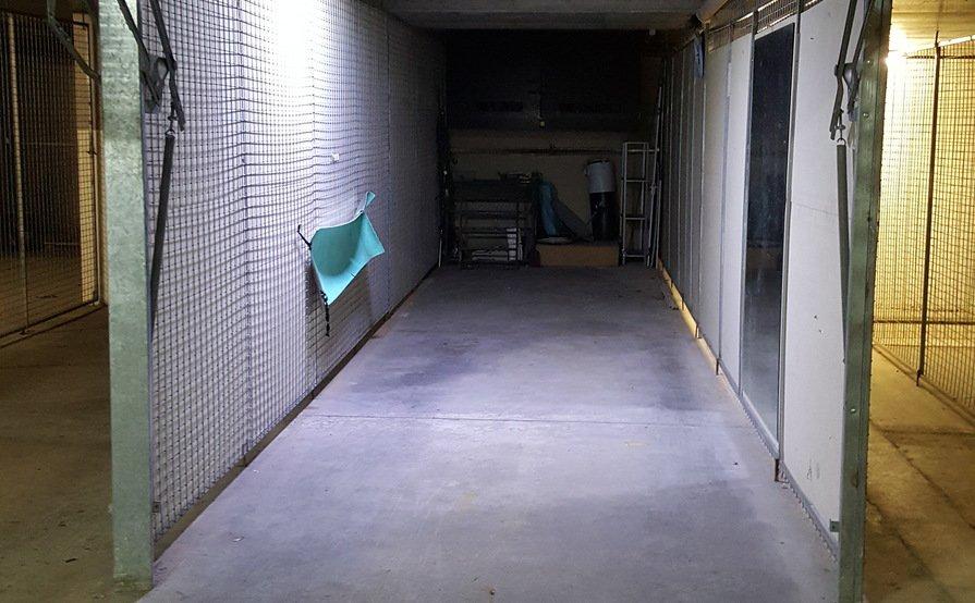 Secure Underground Parking Space
