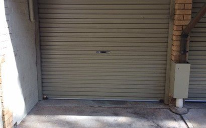 Lock up tandem double garage for rent in Lane Cove