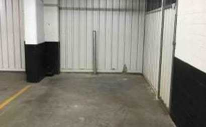 Storage for rent in a convenient location.