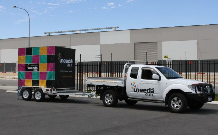 Storage Box in a Secure Warehouse - Southern Suburbs