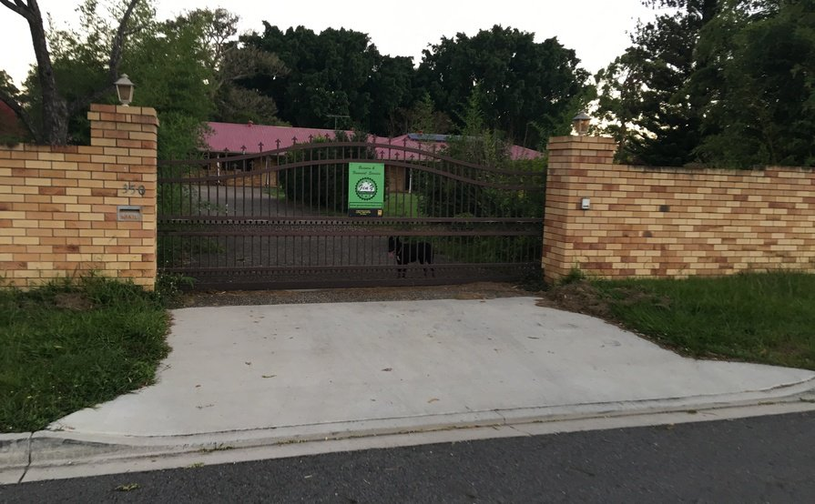 3 Bay Dry, Secure Storage - Guard Dog, Gated and CCTV monitored
