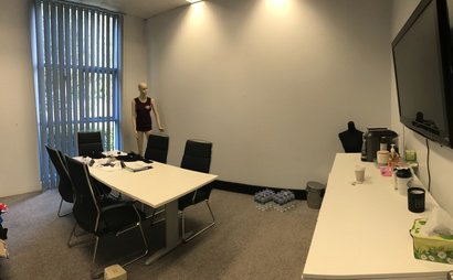 Office space or storage space for rent