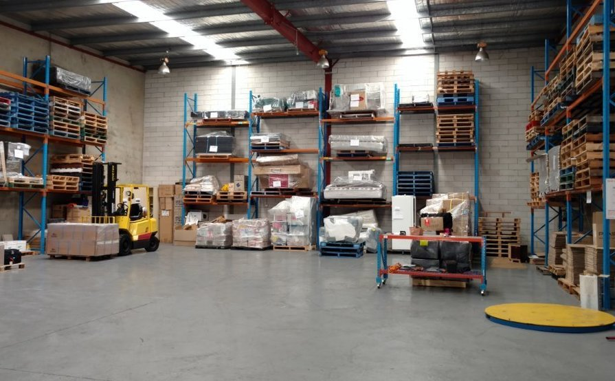 Mascot - Storage Facility in Great Location - 25 cbm Available!