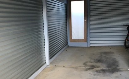 Single car garage in Chelsea, Victoria