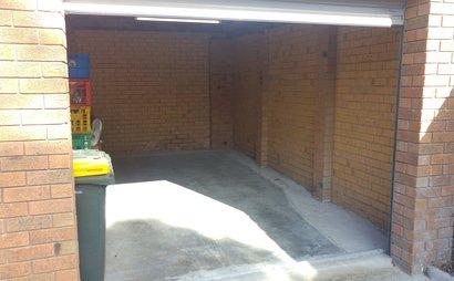 Single Garage between Coburg and Brunswick