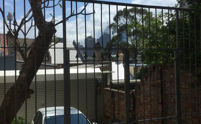 Huge secure private parking space in Potts Point