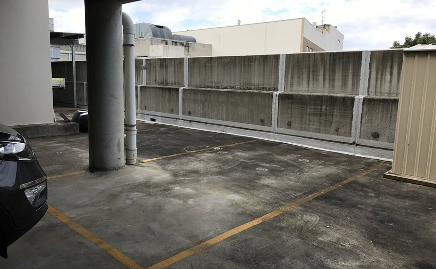 Hillsdale (Southpoint Building) secured carport