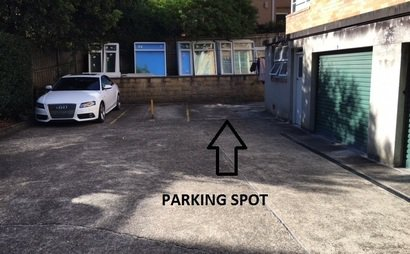 CONVENIENT PARKING SPACE NEAR CHATSWOOD STATION