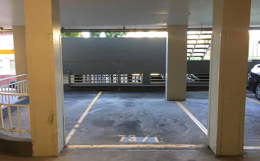 North Sydney - Secured Undercover Carspace for Rent