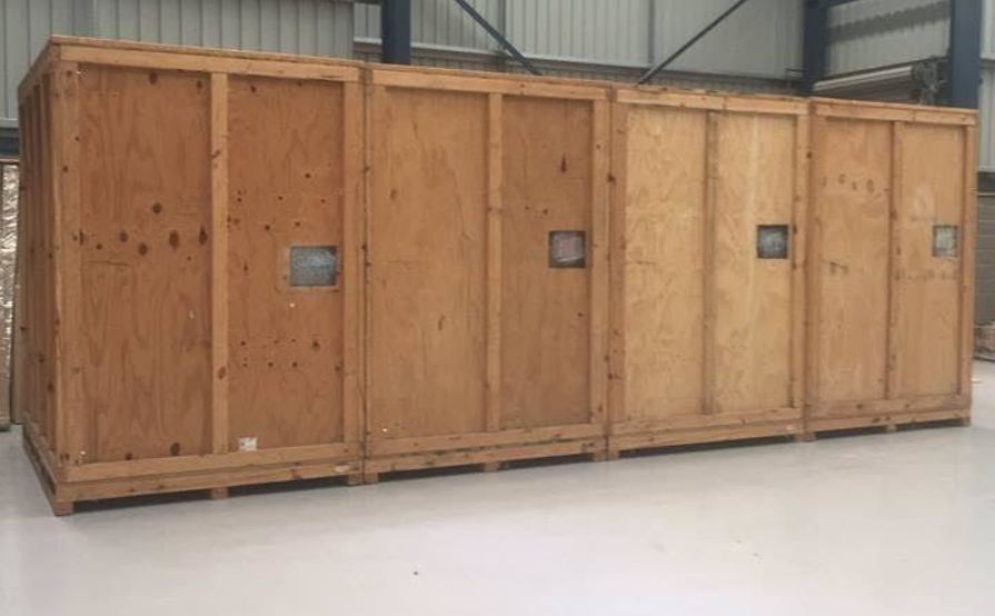 Punchbowl - 10m3 Module Storage #2- (Available by the 21st of October)