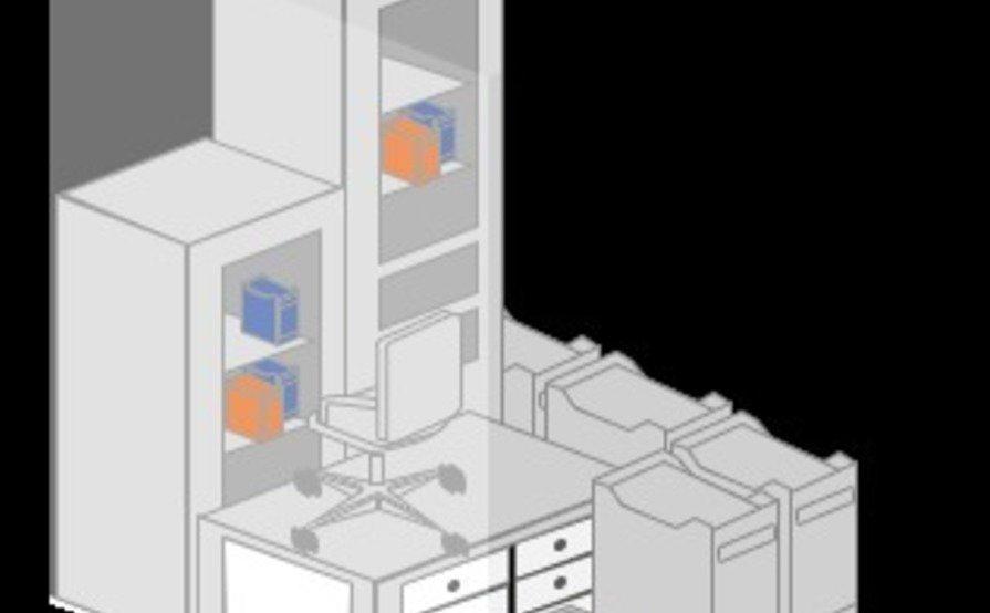 Punchbowl - 10m3 Module Storage #2