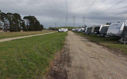 Caravan, Motorhome, Boat, Trailer, Car Parking/Storage in Secure Yard