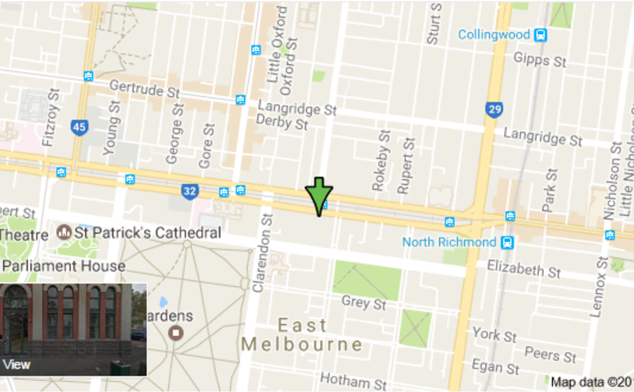 Secure and Convenient Space in East Melbourne