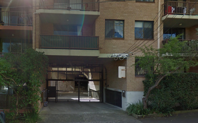 Surry Hills - Garage Space for Rent
