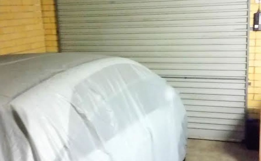 Indooroopilly - garage for storage