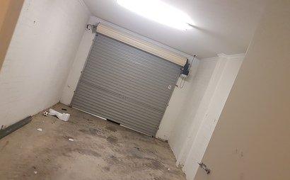 Remote single car garage+storage room