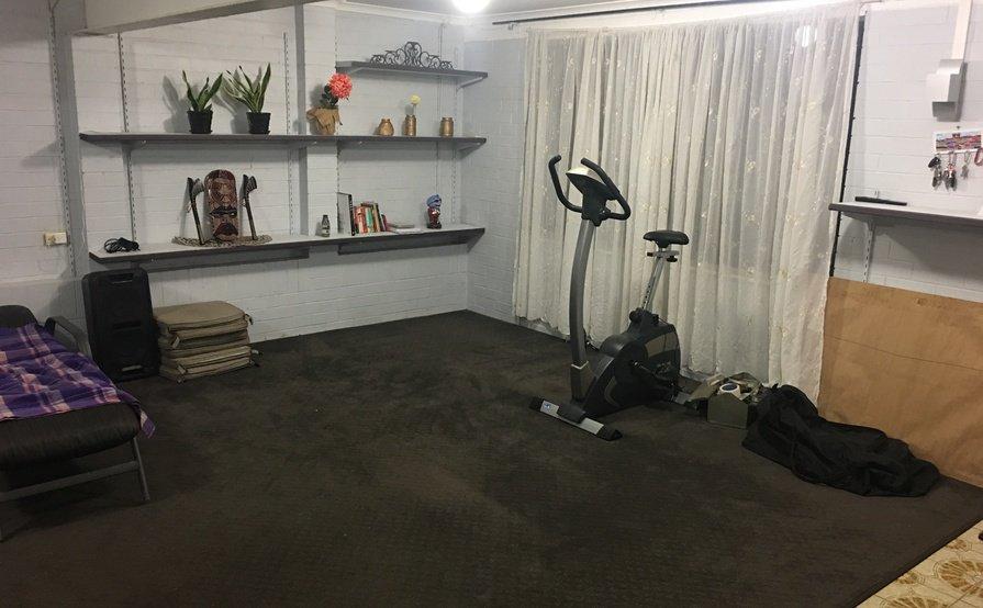 Bracken Ridge - Bedroom for storage