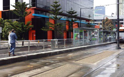 Parking Slot at Harbour Esplanade Free Trams services outside (Available from 22 September 2017)