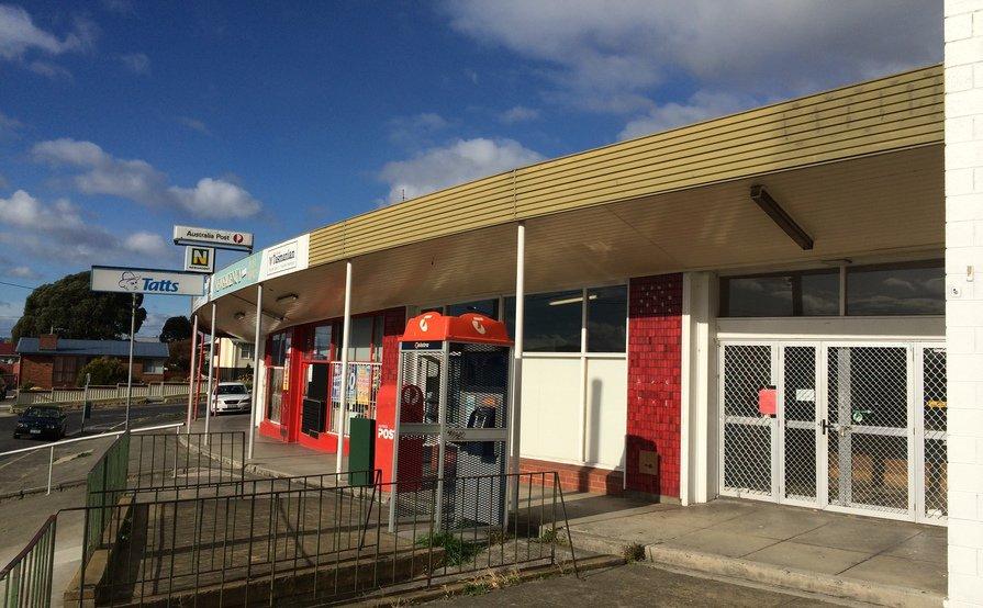Allunga Crescent shopping centre in Chigwell.