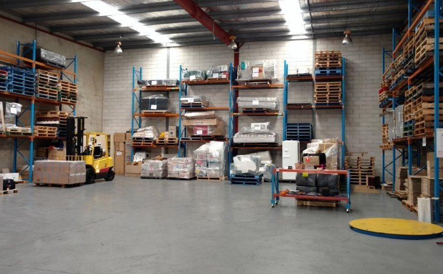 Mascot - Storage Facility in Great Location (4 Cubic Meters)