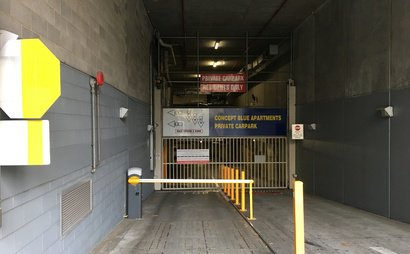 Secured Carpark Melbourne CBD Chinatown