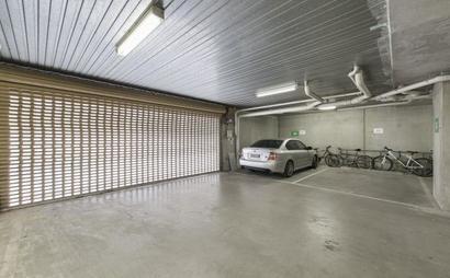 Secure underground space on Swanston St, Carlton