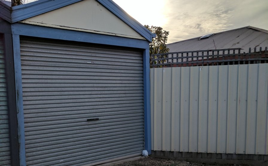 Seddon - Single Garage Storage near Station