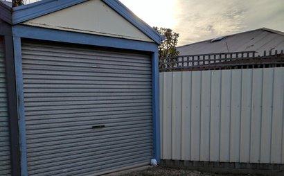 Seddon - Single Garage Storage near Station