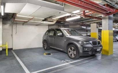 Carlton - Secure Underground Parking Space in CBD