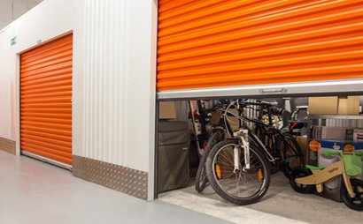 Greenacre - 20ft Shipping Container Storage #1