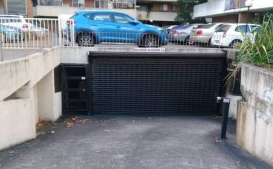 Parramatta - Secure Underground Parking Space for Rent near Station