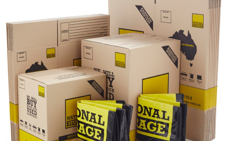 Self Storage in MacGregor - 6.9 sqm