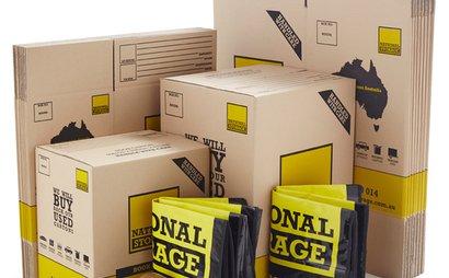 Self Storage in Brooklyn - 4.5 sqm