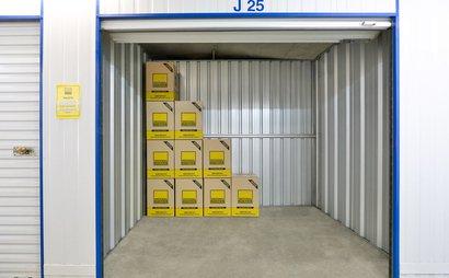 Self Storage in South Wharf - 5 sqm